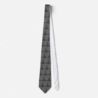 Thors Hammer Grey Tie