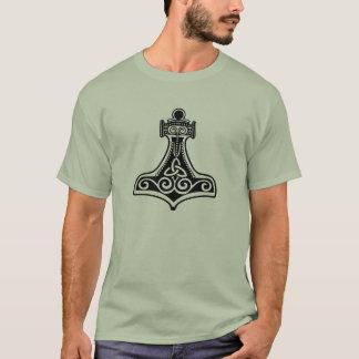 Thors hammer - MJÖLNIR - protection amulet T-Shirt