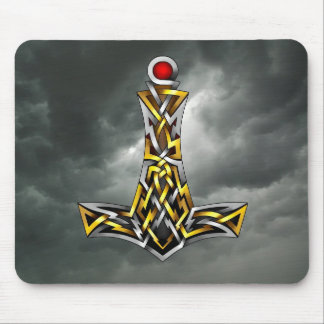 Thor's Hammer Mouse Pad