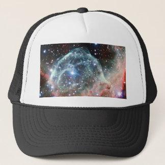 Thor's Helmet Nebula Space Trucker Hat