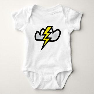 Thor's Thunder Baby Bodysuit