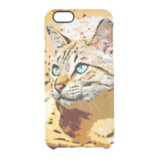 THOSE EYES! CLEAR iPhone 6/6S CASE