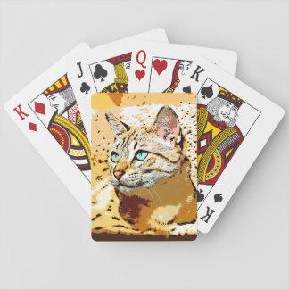 THOSE EYES! PLAYING CARDS