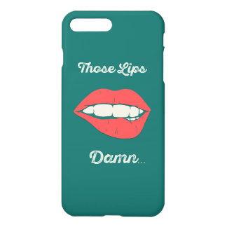 'Those Lips' iPhone 7 Case
