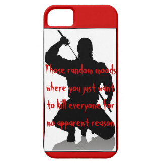 Those random moods where you just want to... iPhone 5 case