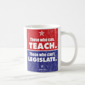 Those Who Can Coffee Mug