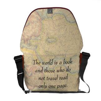 Those who do travel courier bag