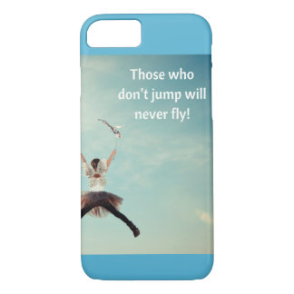 Those who don't jump iPhone case
