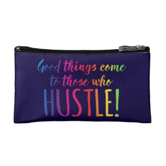 Those Who Hustle Rainbow Bag Makeup Bags