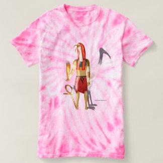 Thoth Ghostly Shadows Ladies Tie-Dye T-shirt