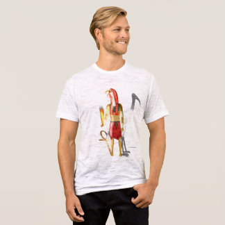 Thoth Ghostly Shadows Men's Burnout T-shirt