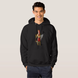 Thoth Ghostly Shadows Men's Hoodie
