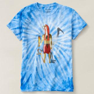 Thoth Ghostly Shadows Men's Tie-Dye T-shirt