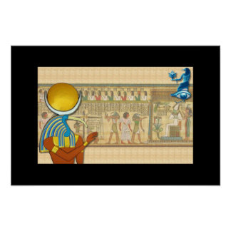 Thoth - Lord of Wisdom Poster