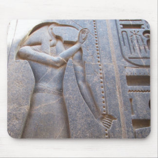Thoth -  sacred god of knowledge mouse pad