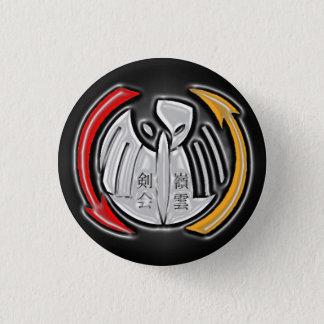 THOTH symbol round 1 Inch Round Button