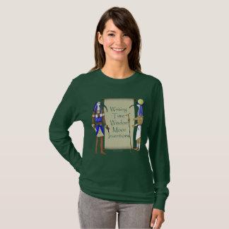 Thoth's List Ladies Long Sleeve Shirt