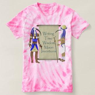 Thoth's List Ladies Tie-Dye T-Shirt