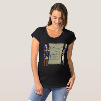 Thoth's List Maternity T-Shirt