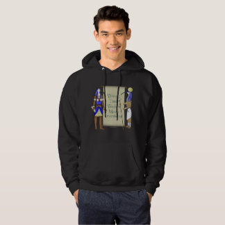 Thoth's List Men's Hoodie