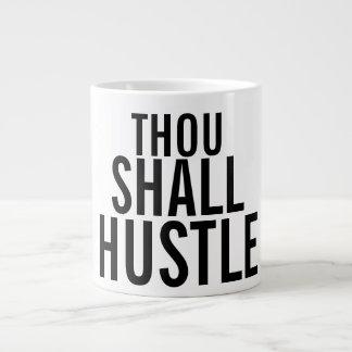 Thou Shall Hustle Mug