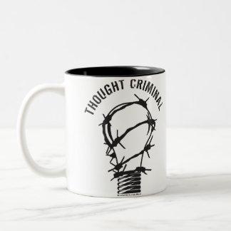Thought Criminal Mug