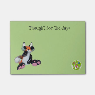 Thought for the day Post-it® Notes 4 x 3