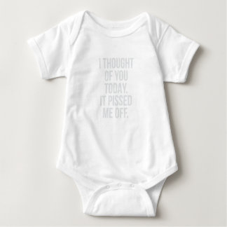 Thought of you Today Baby Bodysuit