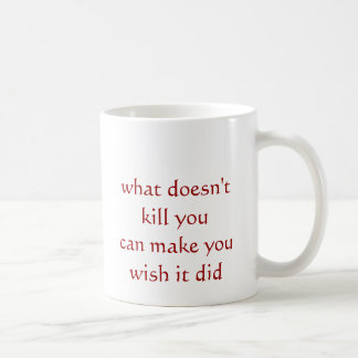 thought to keep in mind... coffee mug