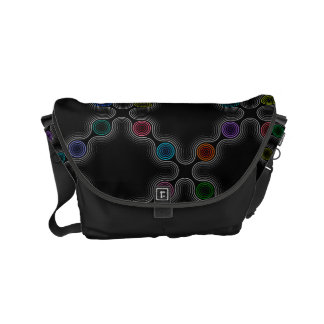 Thoughtforms - Messenger Bag by Vibrata