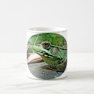 Thoughtful Frog MUG