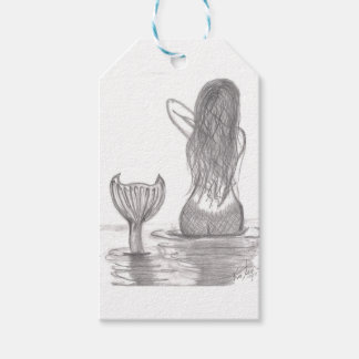 Thoughtful Mermaid Gift Tags