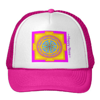 Thoughts become things ~ range! trucker hat