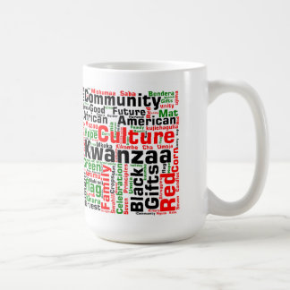 Thoughts Kwanzaa Mug