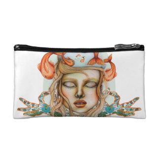 _Thoughts like Fishes_ Makeup Bag