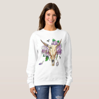 thoughts of spring sweatshirt