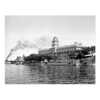 Thousand Island House: 1902 Postcard