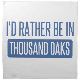 Thousand Oaks Napkin