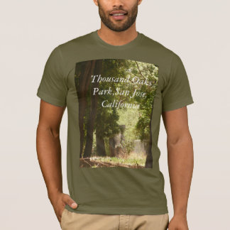 Thousand Oaks Park, San Jose, California T-Shirt