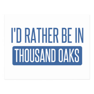 Thousand Oaks Postcard