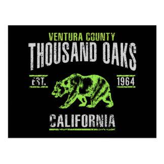 Thousand Oaks Postcard