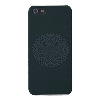 Thousand Petal Lotus, Dark Cover For iPhone 5/5S