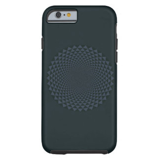 Thousand Petal Lotus, Dark Tough iPhone 6 Case