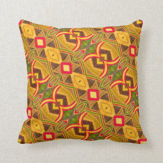 THP - 015 - Dirt Colors - Throw Pillow