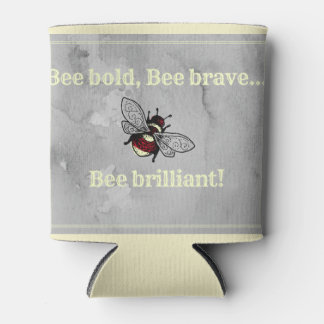THP Bee Bold can cooler
