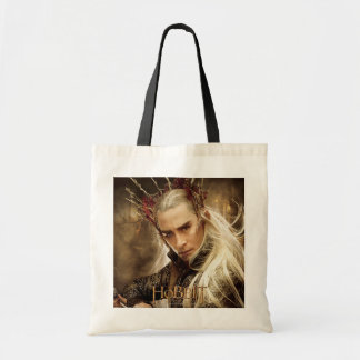 Thranduil Character Poster 1 Budget Tote Bag