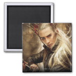 Thranduil Character Poster 1 Square Magnet