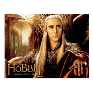 Thranduil Movie Poster Postcard