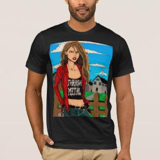 Thrash Metal Chick T-Shirt