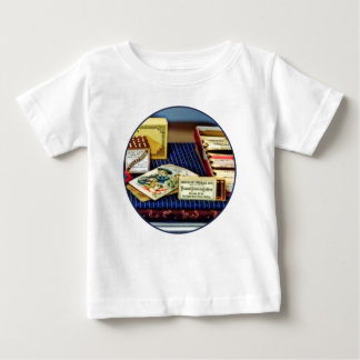 Thread And Pins In General Store Baby T-Shirt